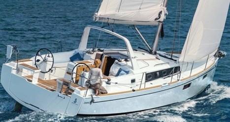 Verhuur Zeilboot in Castiglioncello - Bénéteau Oceanis 38.1