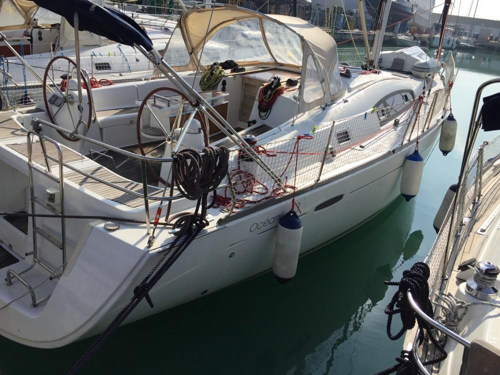 Huur Zeilboot met of zonder schipper Bénéteau in Olbia