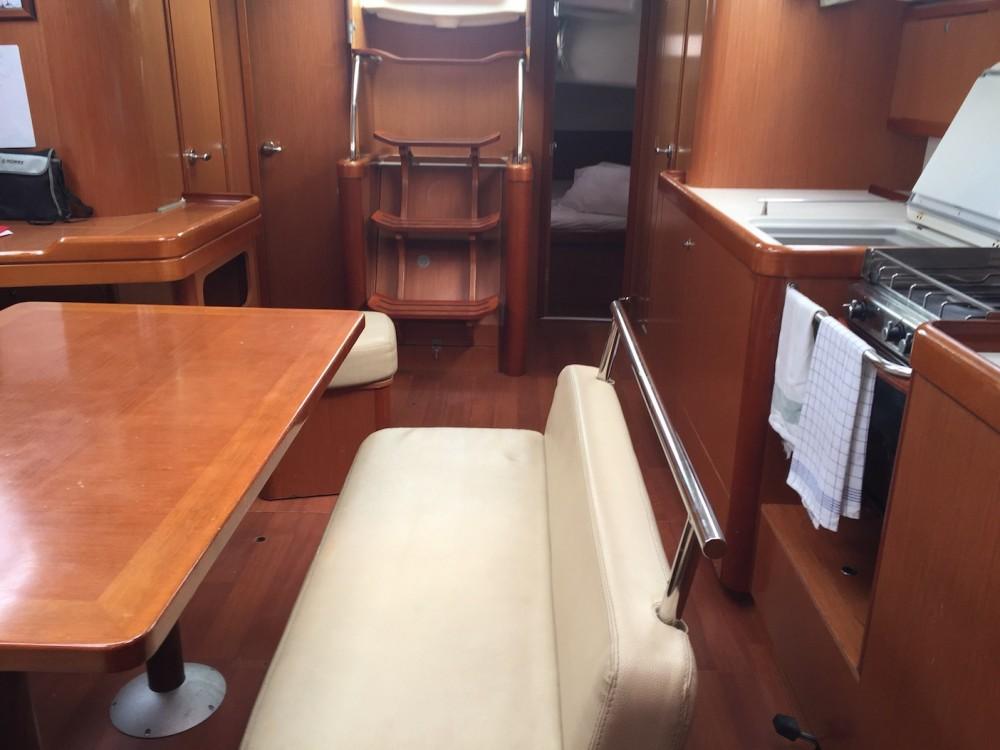 Bootverhuur Castiglioncello goedkoop Oceanis 46