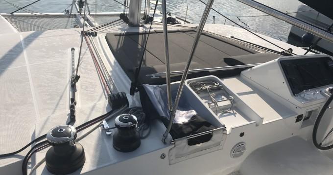 Bootverhuur Portisco goedkoop Lagoon 450 F