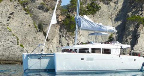 Verhuur Catamaran in Zadar - Lagoon Lagoon 450 F