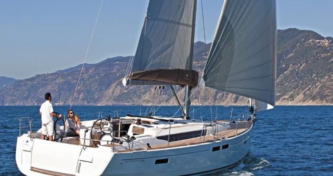 Verhuur Zeilboot in Lefkada (Island) - Jeanneau Sun Odyssey 479
