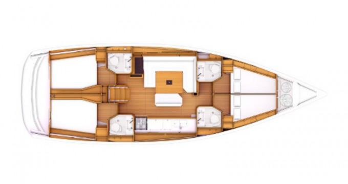 Bootverhuur Lefkada (Island) goedkoop Sun Odyssey 479