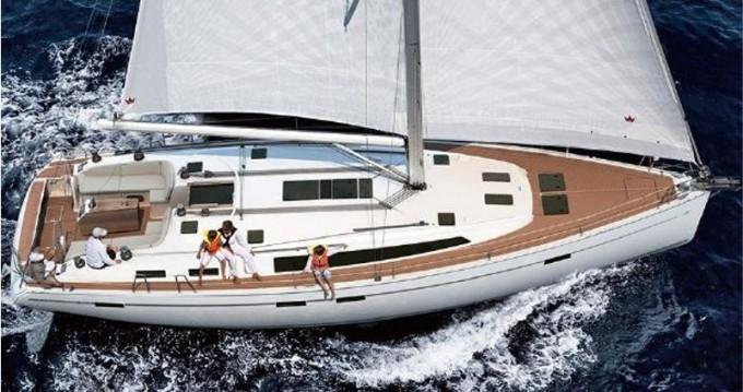 Verhuur Zeilboot in Gouviá - Bavaria Cruiser 51