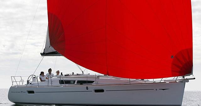 Huur een Jeanneau Sun Odyssey 39i in Zadar