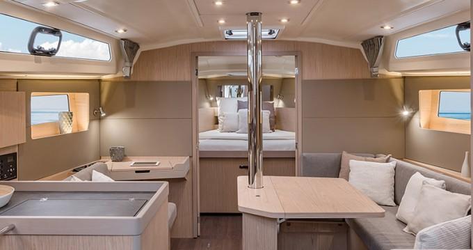 Verhuur Zeilboot in Road Town - Bénéteau Moorings 42.1