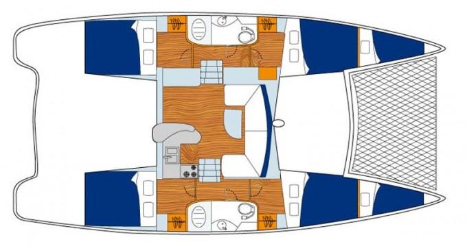 Catamaran te huur in Raiatea voor de beste prijs