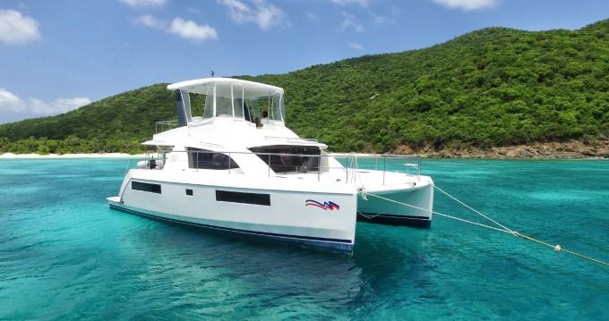 Catamaran te huur in Road Town voor de beste prijs