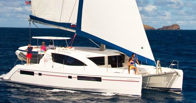 Jachthuur in Rodney Bay - Leopard Moorings 4800 via SamBoat