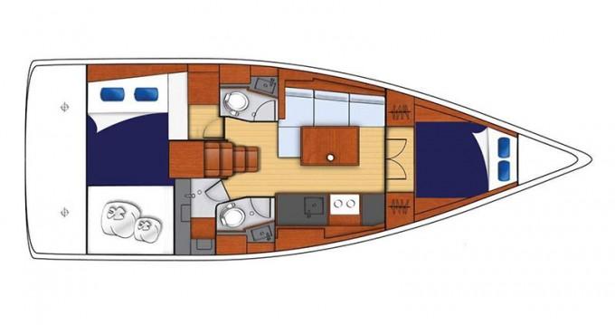 Huur Zeilboot met of zonder schipper Bénéteau in Road Town