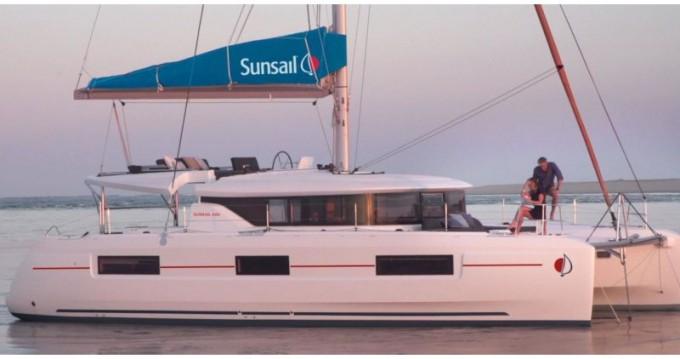 Bootverhuur Road Town goedkoop Sunsail 46 Cat