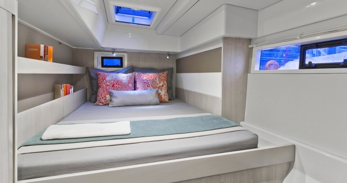 Verhuur Catamaran in Eden Island - Leopard Moorings 514 PC