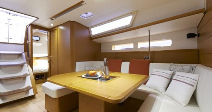 Jachthuur in Marina - Jeanneau Sunsail 47 via SamBoat