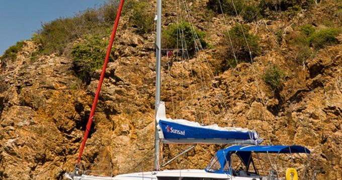 Verhuur Zeilboot in Road Town - Jeanneau Sunsail 41
