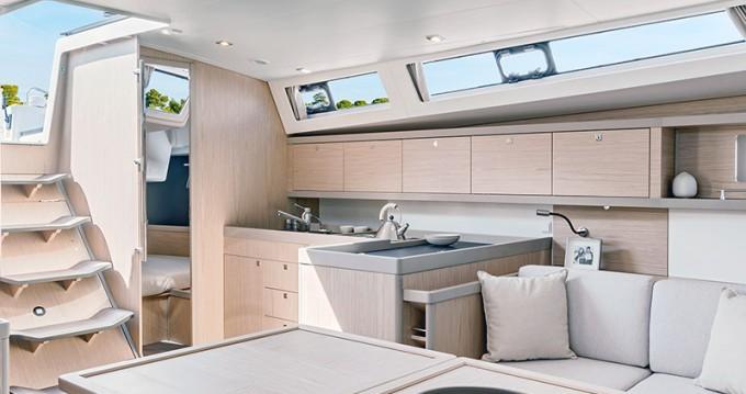 Verhuur Zeilboot in Road Town - Bénéteau Moorings 45.3