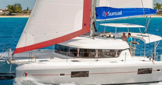 Bootverhuur Lagoon Sunsail 424 in Road Town via SamBoat