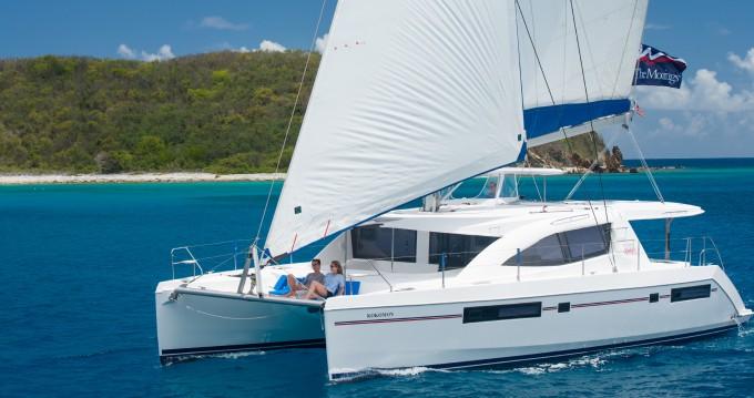 Huur Catamaran met of zonder schipper Leopard in Placencia