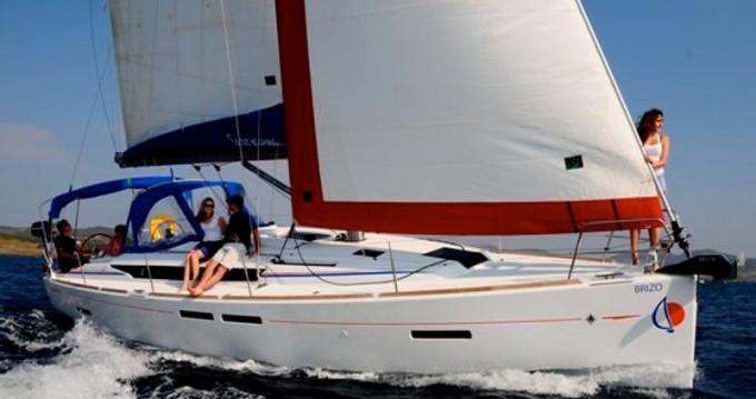 Verhuur Zeilboot in Marina - Jeanneau Sunsail 41