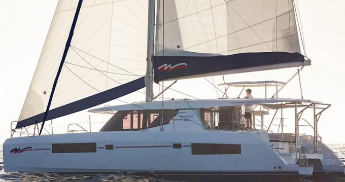 Verhuur Catamaran in Raiatea - Leopard Moorings 4500
