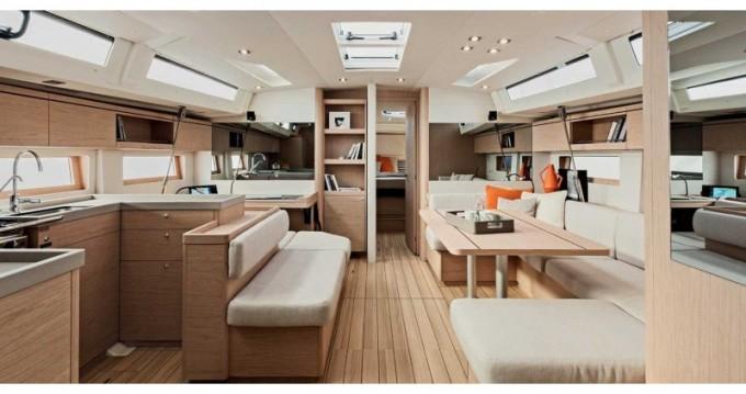 Verhuur Zeilboot in Road Town - Jeanneau Moorings 52.4