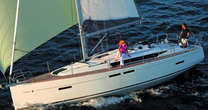 Verhuur Zeilboot in Piraeus - Jeanneau Sunsail 41.1