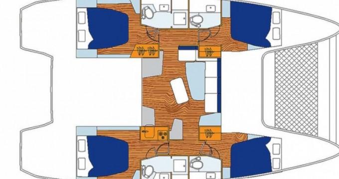 Catamaran te huur in Oyster Pond voor de beste prijs