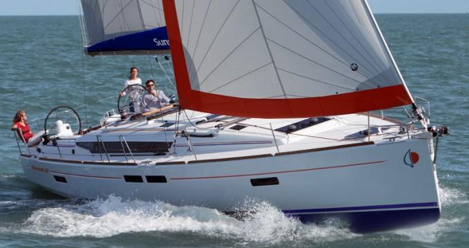 Bootverhuur Lefkada (Island) goedkoop Sunsail 47