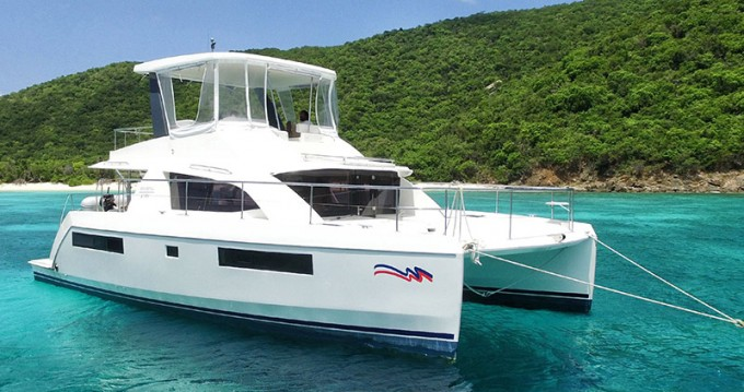 Leopard Moorings 434 PC te huur van particulier of professional in Marina