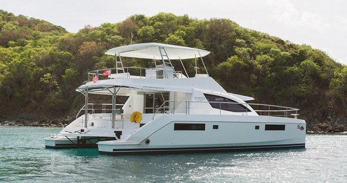 Verhuur Catamaran in Piraeus - Leopard Moorings 514 PC