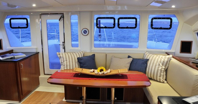 Huur een Leopard Sunsail 444 in Marina