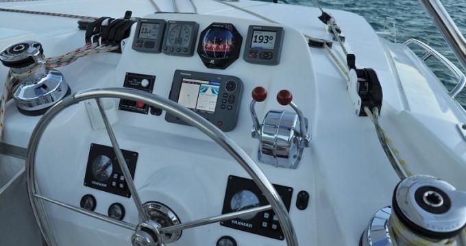 Bootverhuur Leopard Sunsail 444 in Marina via SamBoat
