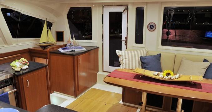 Leopard Sunsail 444 te huur van particulier of professional in Marina