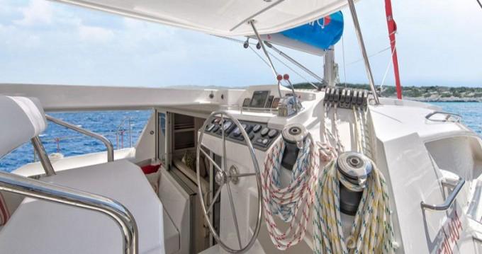 Huur Catamaran met of zonder schipper Leopard in Piraeus