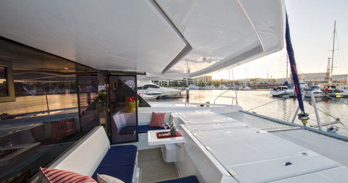 Leopard Sunsail 454L te huur van particulier of professional in Road Town