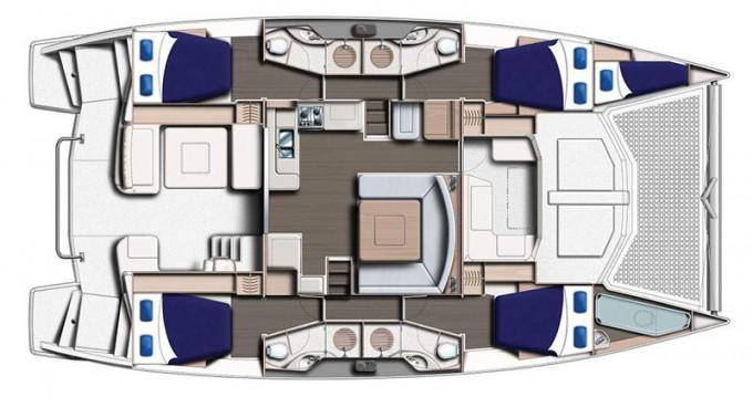 Catamaran te huur in Eden Island voor de beste prijs