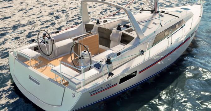 Verhuur Zeilboot in Saint George - Bénéteau Moorings 42.1