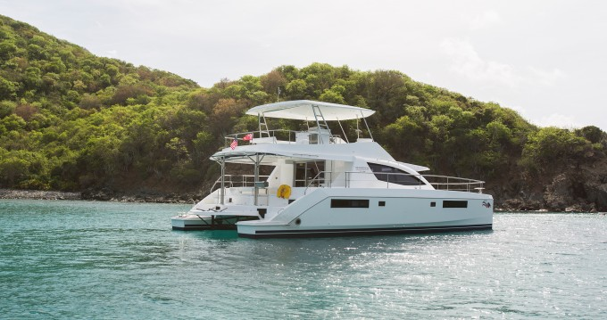 Huur Catamaran met of zonder schipper Leopard in Gouviá
