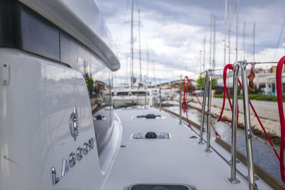 Huur Catamaran met of zonder schipper Lagoon in Trogir