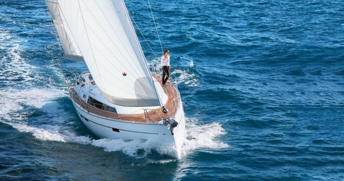 Bavaria Cruiser 46 te huur van particulier of professional in Lávrio