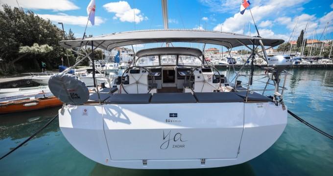 Bootverhuur Zadar goedkoop Cruiser 50