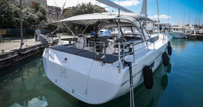 Verhuur Zeilboot in Zadar - Bavaria Cruiser 50