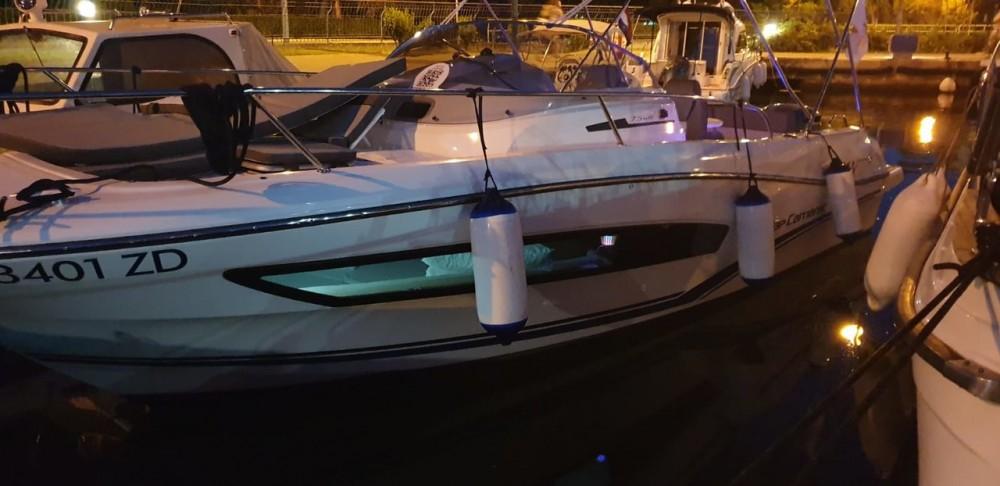 Verhuur Motorboot in Zadar - Jeanneau Cap Camarat 7.5 WA