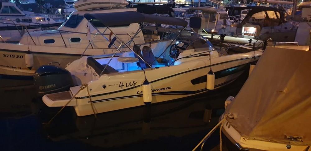 Jachthuur in Zadar - Jeanneau Cap Camarat 7.5 WA via SamBoat