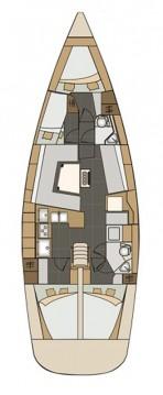 Jachthuur in Zadar - Elan Impression 45 via SamBoat