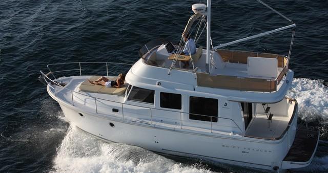 Jachthuur in Zadar - Bénéteau Swift Trawler 34 Fly via SamBoat