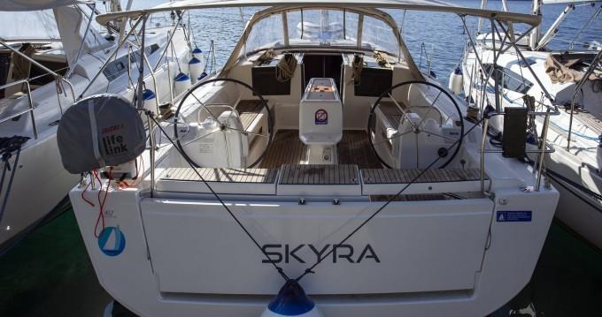 Verhuur Zeilboot in Primošten - Dufour Dufour 412 Grand Large