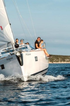 Verhuur Zeilboot in Zadar - Elan Impression 45.1