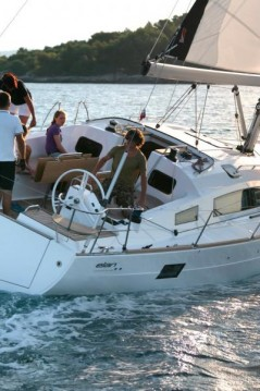 Jachthuur in Zadar - Elan Impression 45.1 via SamBoat