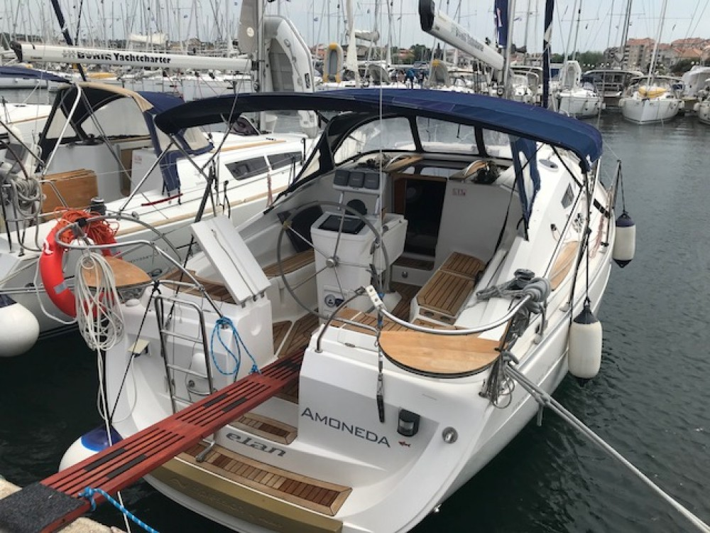 Huur Zeilboot met of zonder schipper Elan in Kroatië