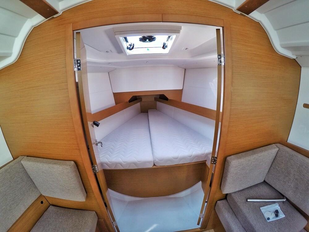 Verhuur Zeilboot in Kroatië - Jeanneau Sun Odyssey 349